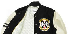라이풀의 5주년을 기념하는 스태디움 재킷