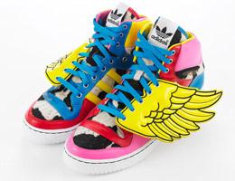 adidas Originals JS Collage Wings x 2NE1 Release