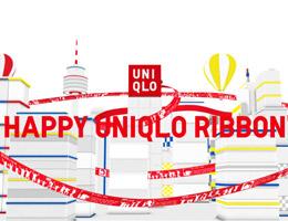 HAPPY UNIQLO RIBBON EVENT