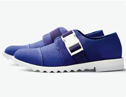 Adidas SLVR Brogue Buckle