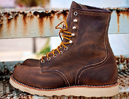 Red Wing Heritage 4563 Boots for Nordstroms
