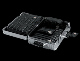Moncler for Rimowa Luggage