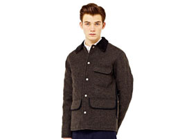 A.P.C. Fall 2012 Menswear Collection