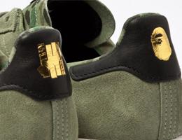 BAPE x Undefeated x adidas Originals Consortium Campus