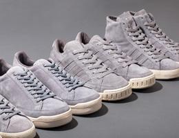 TAKAHIROMIYASHITA TheSoloIst. x adidas Originals 2012년 가을 / 겨울 캡슐 컬렉션