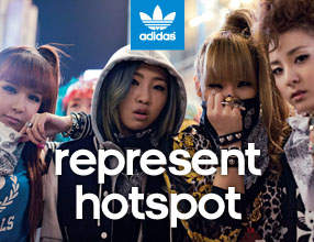 MUSINSA x adidas represent hotspot EVENT! [당첨자 발표]