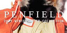 PENFIELD 2012 WINTER OUTER COLLECTION