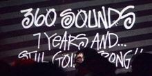 360사운즈의 7주년 파티