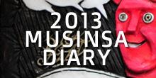 Made for, MUSINSA 2013 Diary