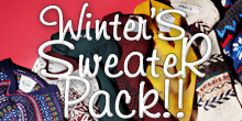 WINTER'S SWEATER PACK
