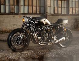 Yamaha XJR 카페레이서 ″Yard Built″