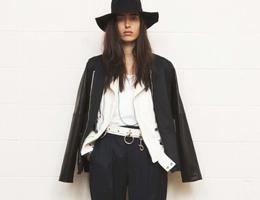 언유즈드 (UNUSED) 2013 SS 여성복 룩북