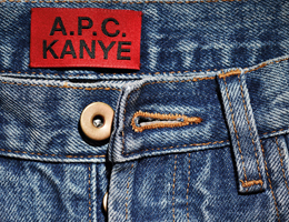A.P.C Kanye 캡슐 컬렉션