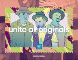adidas(아디다스), ″Unite all originals″ 캠페인 영상 공개
