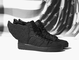 아디다스(adidas Originals), 제레미스캇 그리고 A$AP Rocky와 협업 슈즈 발매