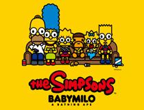 베이프(A Bathing Ape)와 심슨(The Simpson)의 콜라보레이션