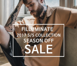 필루미네이트_FILLUMINATE SEASON OFF SALE