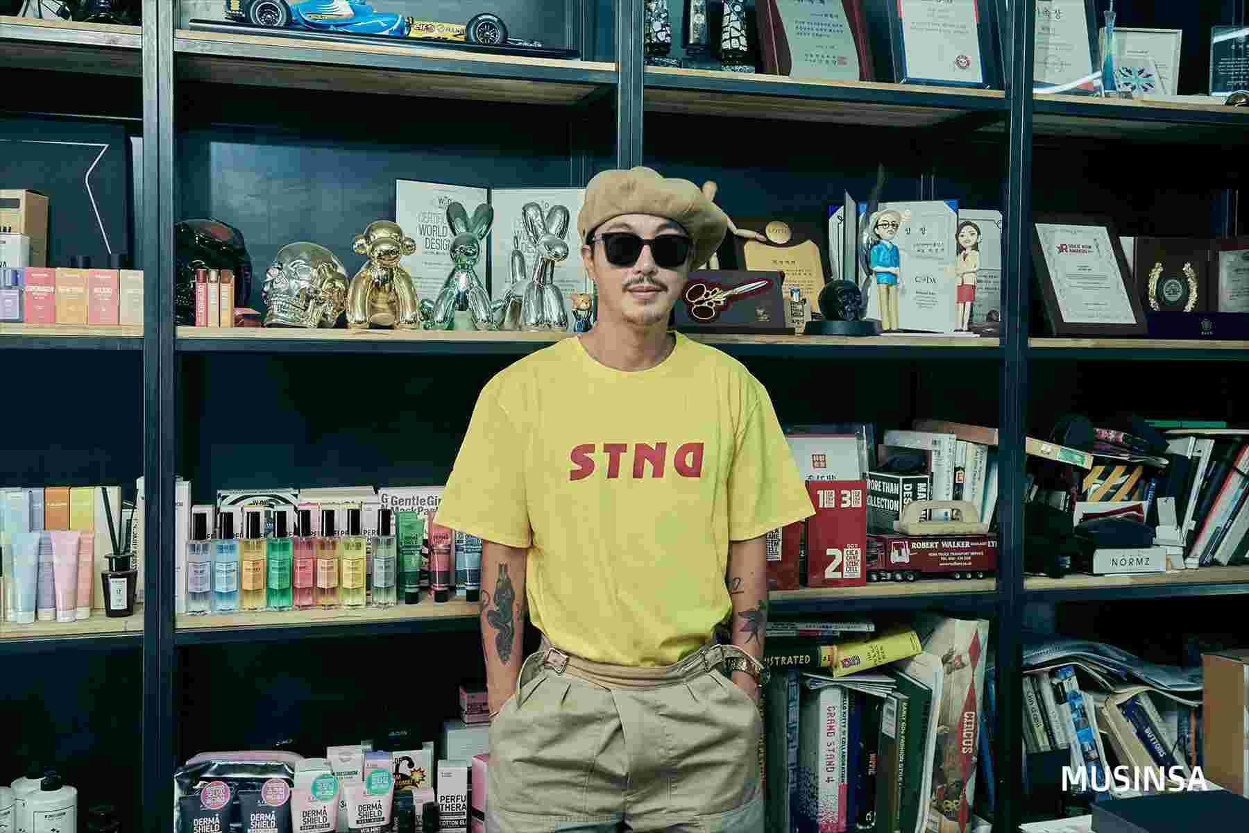 5c6a139a495 패션계의 월드 스타 디자이너 최범석 | 무신사
