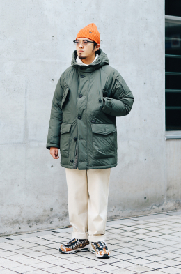 [커버낫]18 AW COLLECTION ; HEAVY OUTER