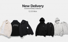 HOLIDAY COLLECTION DELIVERY COMING!! (12.03 MON.)