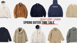 SPRING OUTER TIME SALE
