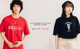 19SS HOT SUMMER 4TH DELIVERY