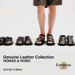 GENUINE LEATHER COMING SOON(05.13 MON.)