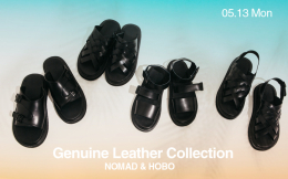 GENUINE LEATHER COLLECTION NOW! (05.13 MON.)