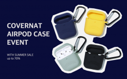 COVERNAT AIRPODS CASE GIFT EVENT