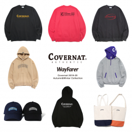 AW19 WAYFARER 1ST DELIVERY NOW (08.26 MON.)