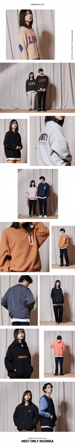 19FW_1st Collection 무신사 단독 선발매!