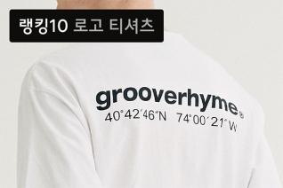 7월 2주차 로고 티셔츠 랭킹 : 백 프린트 티셔츠 인기의 끝은 어디까지?