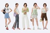 여름 패션의 완성은 샌들!