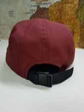 디얼스_THE EARTH CAMP CAP [BURGANDY]