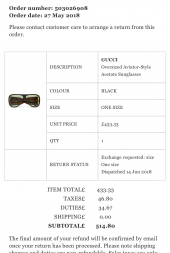 구찌_OVERSIZED AVIATOR-STYLE ACETATE SUNGLASSES